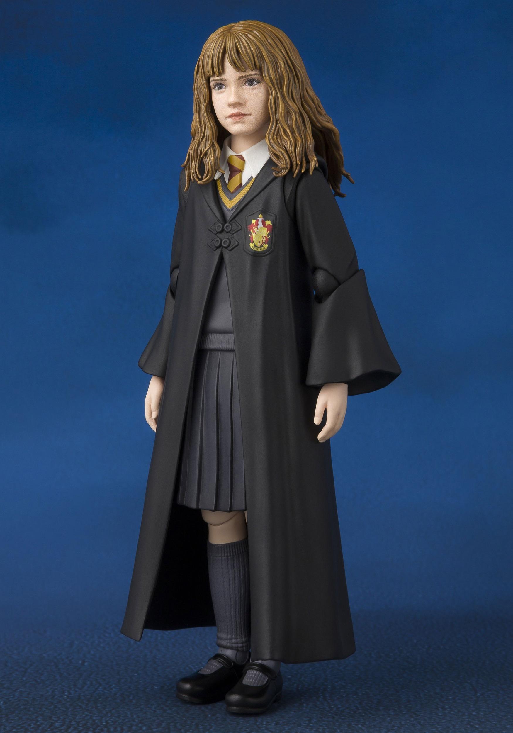 Collectible Hermione Granger Bandai Tamashii Nations S.H. Figure
