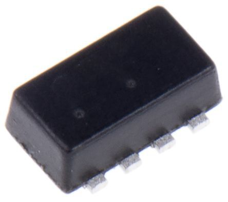 ON Semiconductor , NTHD3100CT1G, Dual Transistor and Digital Transistor, 8-Pin ChipFET (3000)