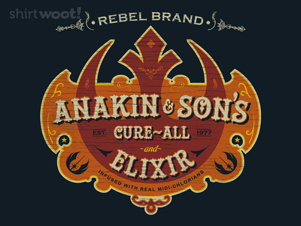 Rebel Brand Elixir T Shirt