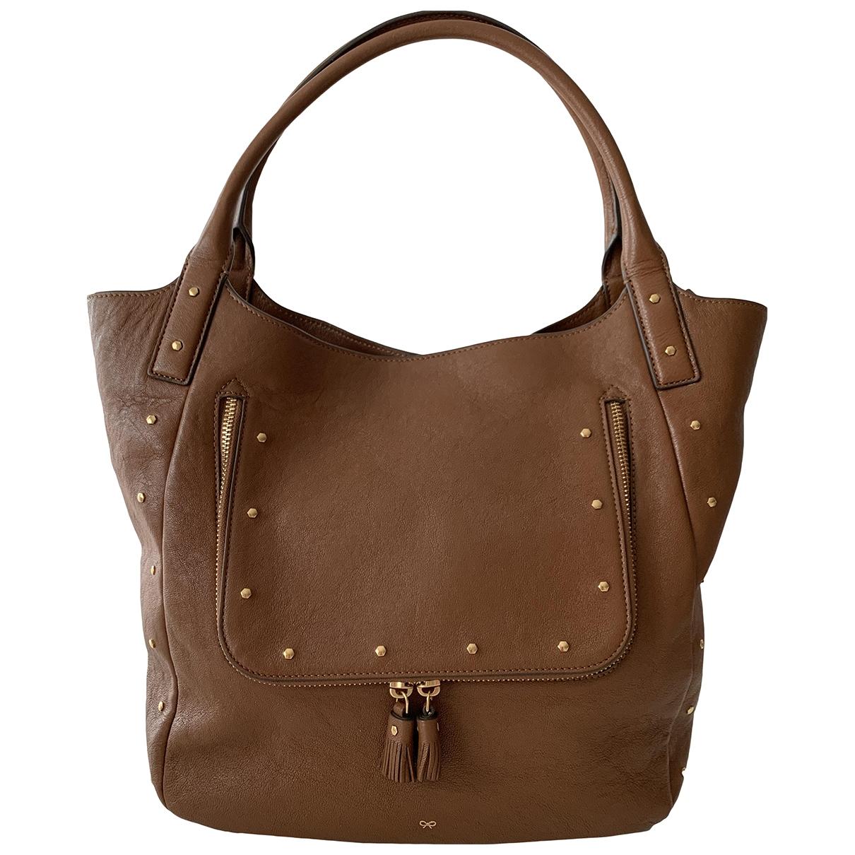 Anya Hindmarch \N Leather handbag for Women \N