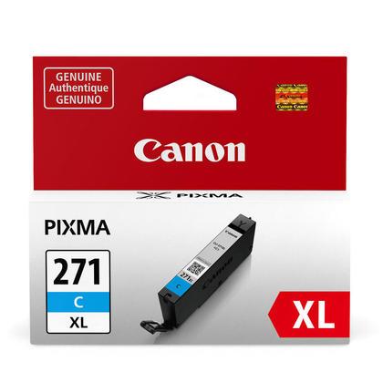 Canon CLI-271XLC 0337C001 cartouche dencre originale cyan haute capacité