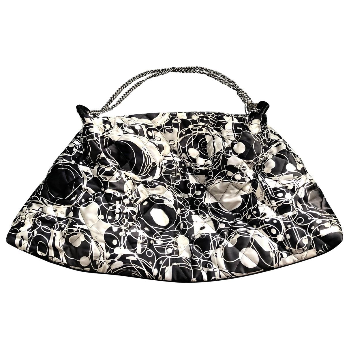 Chanel Coco Cabas Handtasche in  Bunt Seide