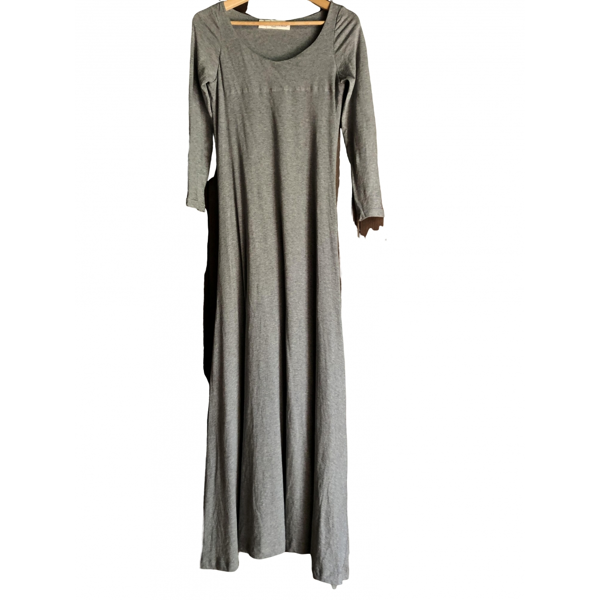 Golden Goose \N Grey Cotton dress for Women S International