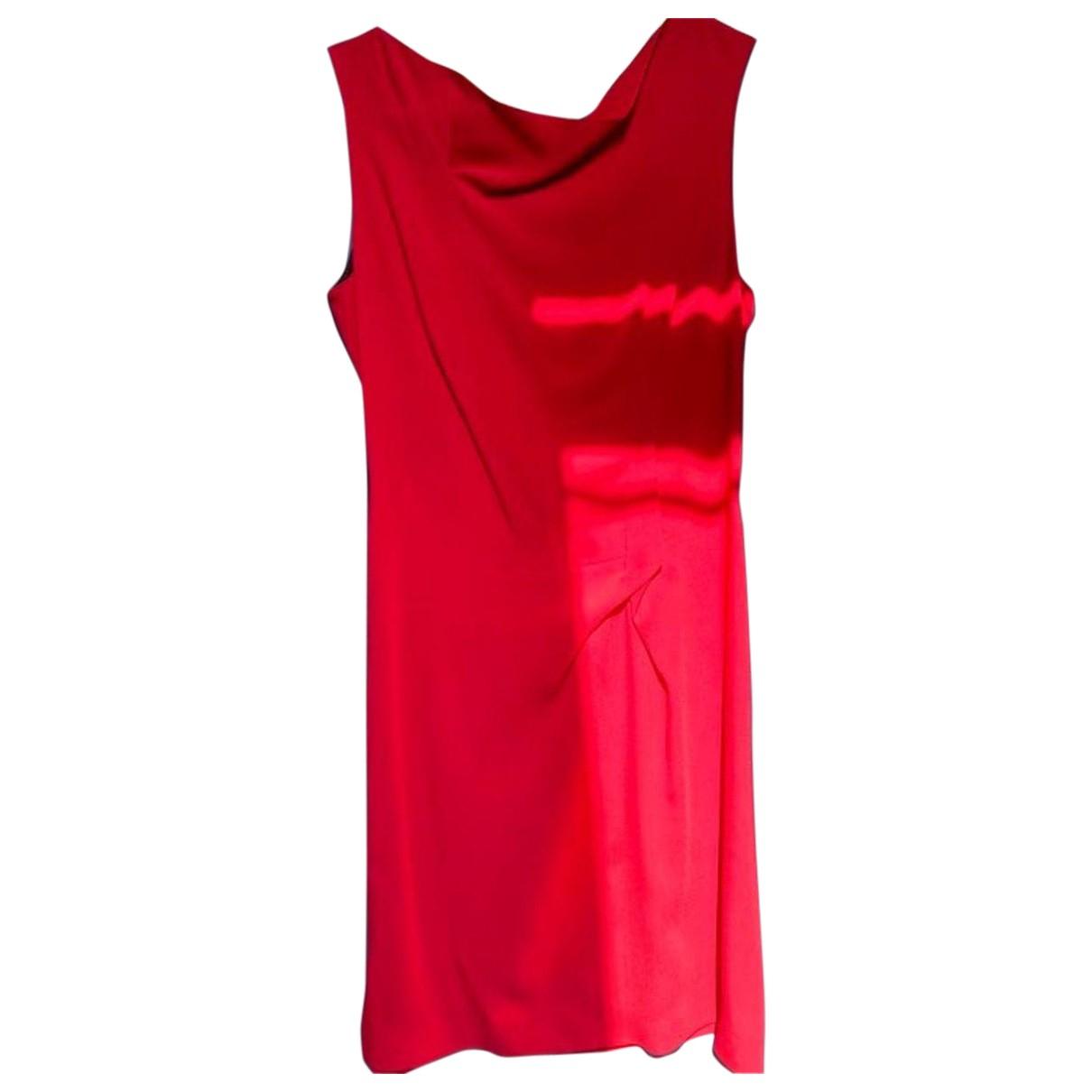 Roland Mouret \N Red dress for Women 12 UK