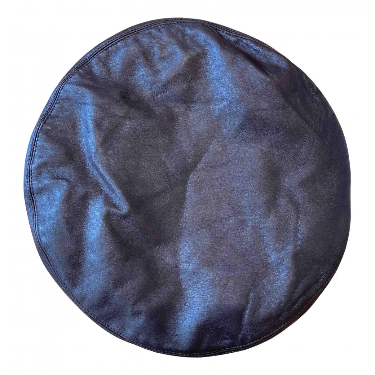 Zimmermann - Chapeau   pour femme en cuir - marron