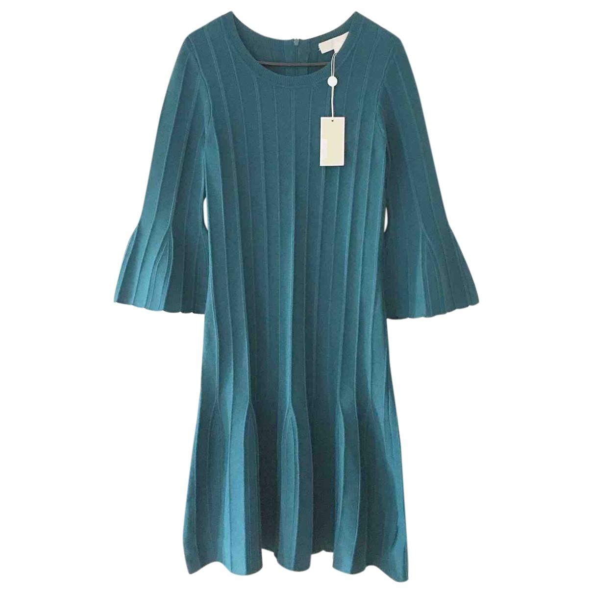 Michael Kors - Robe   pour femme - turquoise