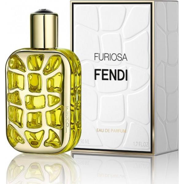 Fendi - Furiosa Fendi : Eau de Parfum Spray 1.7 Oz / 50 ml
