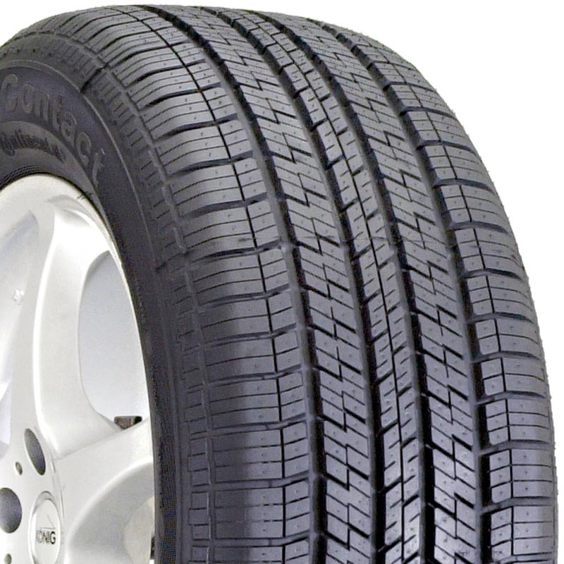 Continental 03549100000 4X4 Contact Tire 235/65 R17 104V SL BSW EA