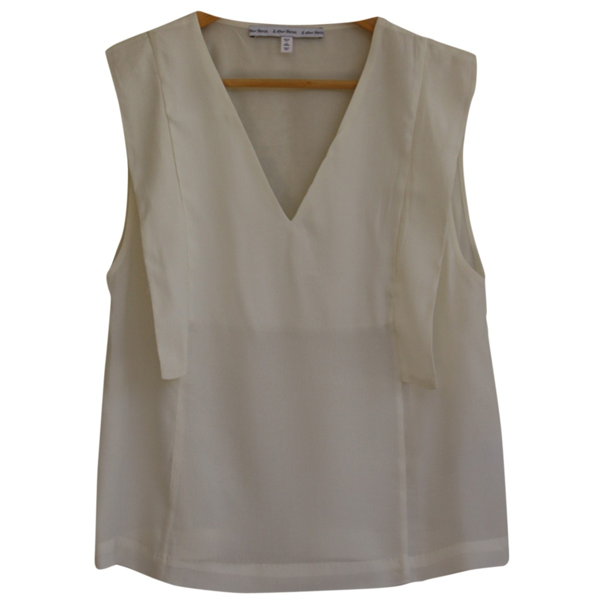 & Other Stories - Top   pour femme - beige