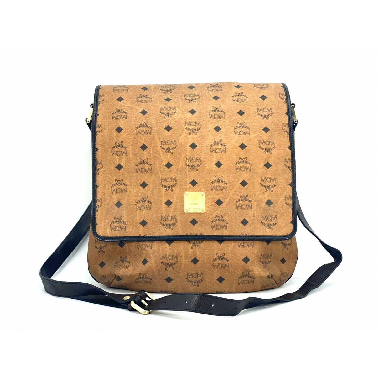 Mcm \N Cloth handbag for Women \N