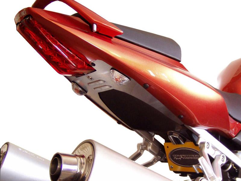 Competition Werkes 1S1002 Fender Eliminator Kit w/ Signals Suzuki SV1000 | SV650 03-09