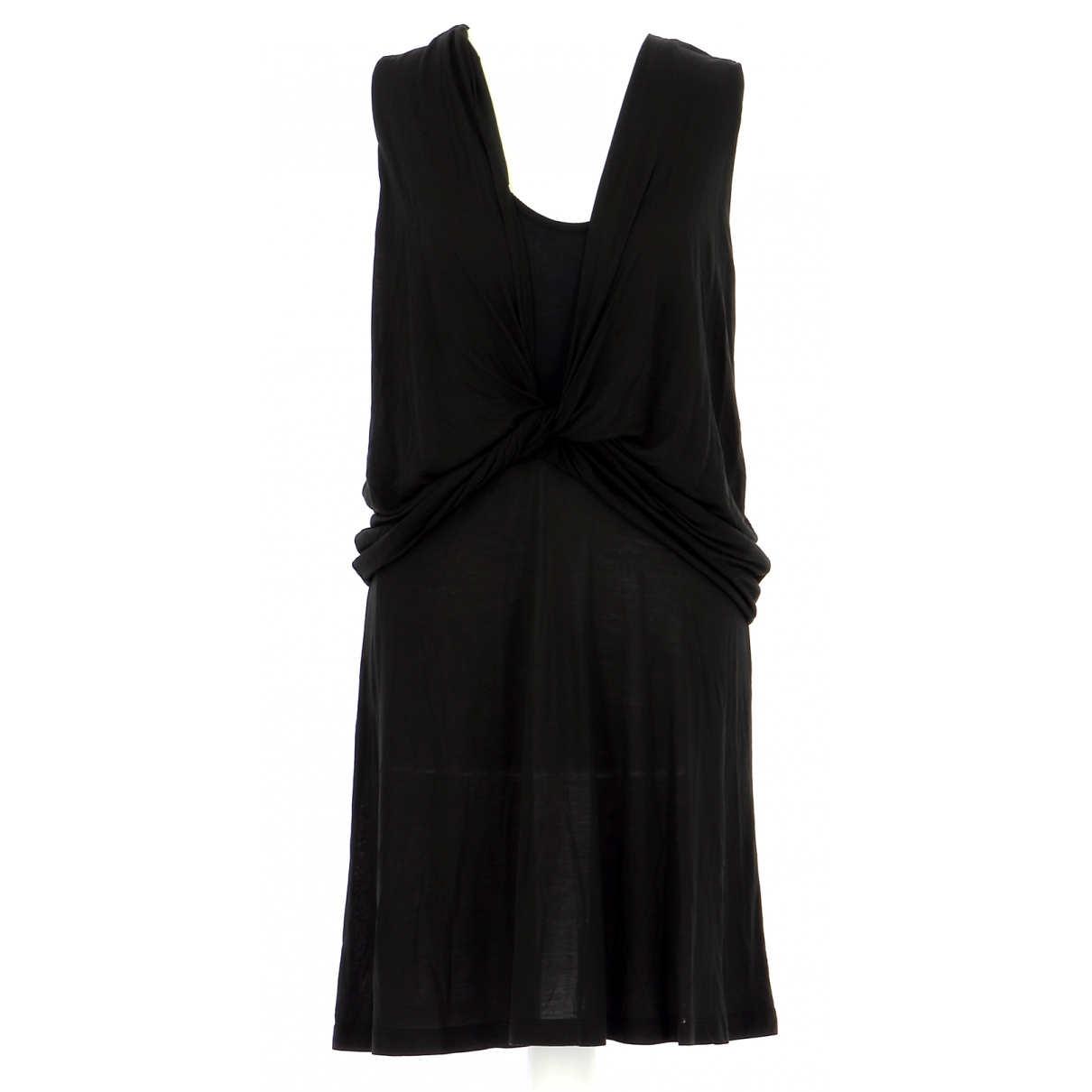 Vanessa Bruno Athe N Black dress for Women 36 FR