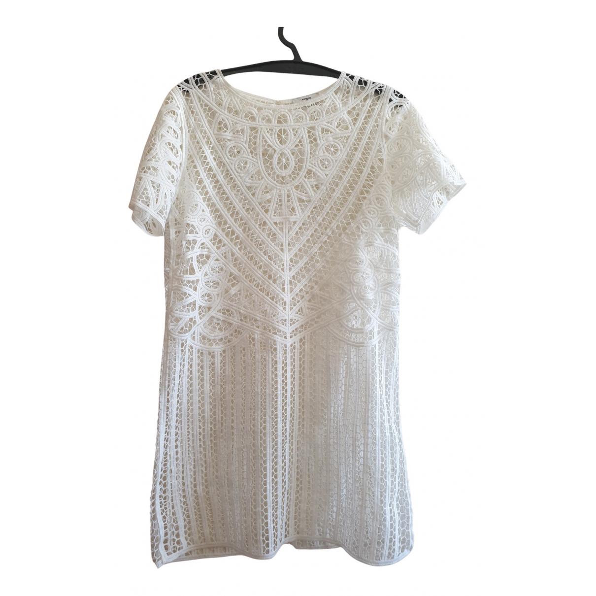 Suncoo - Robe   pour femme - blanc