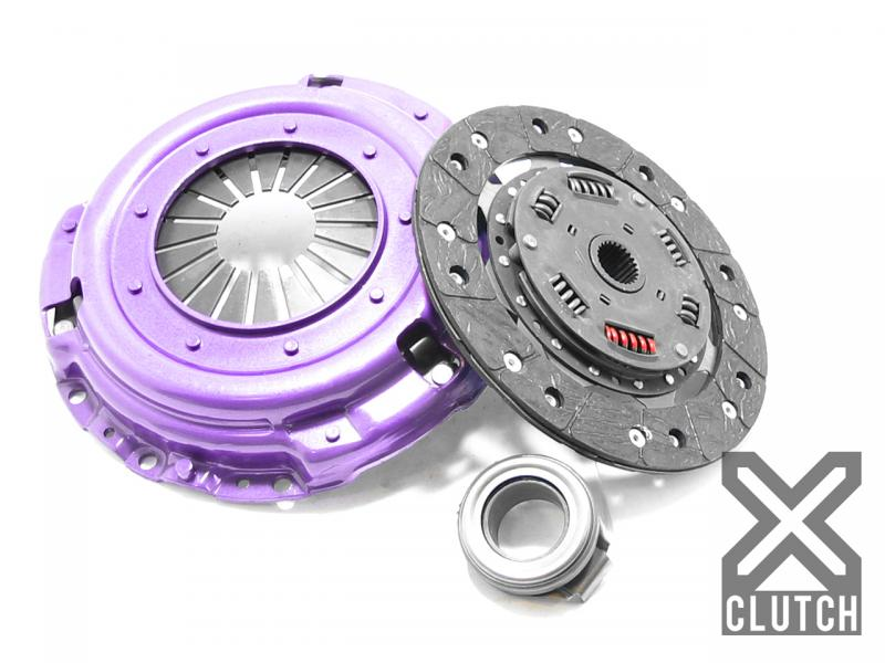XClutch XKHN22016-1T Clutch Kit Stage 1 Sprung Organic Clutch Disc with Steel Backed Facing Acura Integra 1990-1993