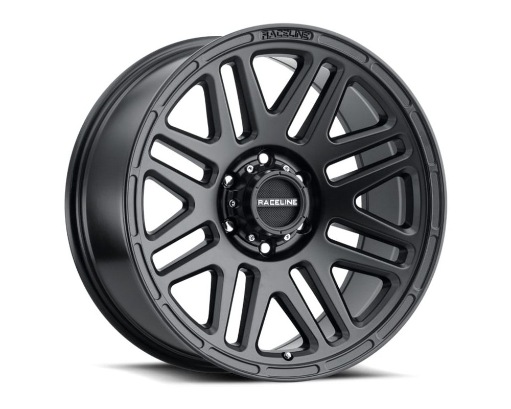 Raceline 944B Outlander Satin Black Wheel 16X8 6X139.7 0mm