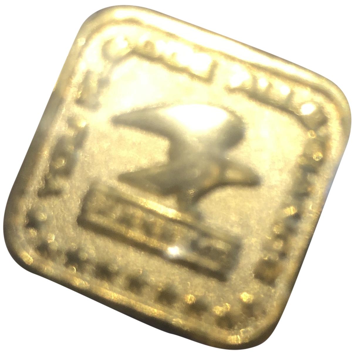 Supreme \N Accessoires und Dekoration in  Gold Stahl