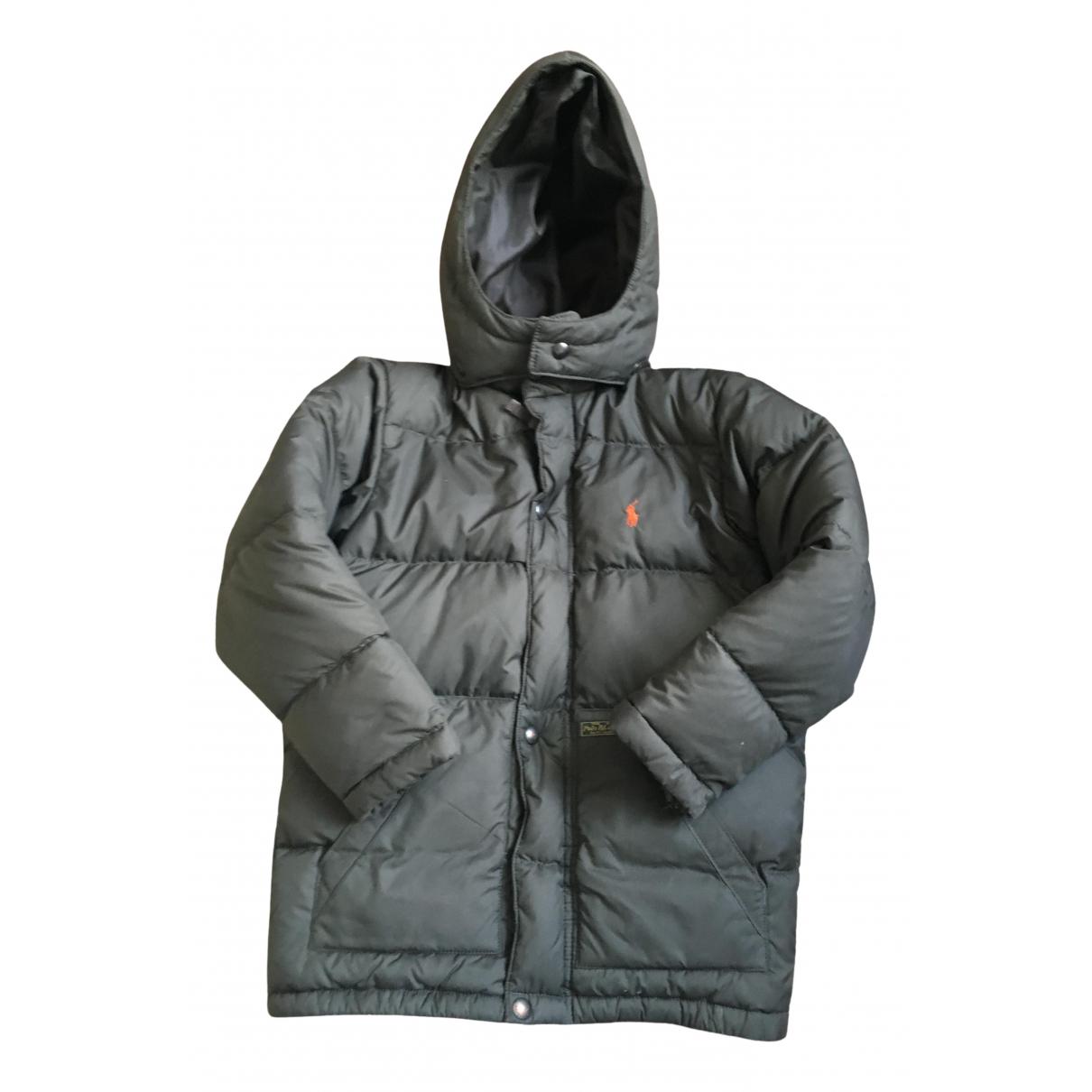 Polo Ralph Lauren - Blousons.Manteaux   pour enfant - kaki