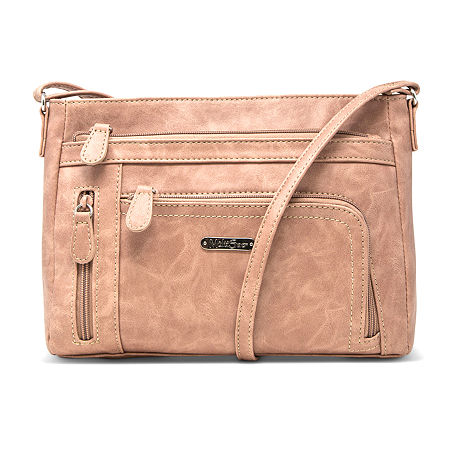 Multi Sac Crossbody Bag, One Size , Pink