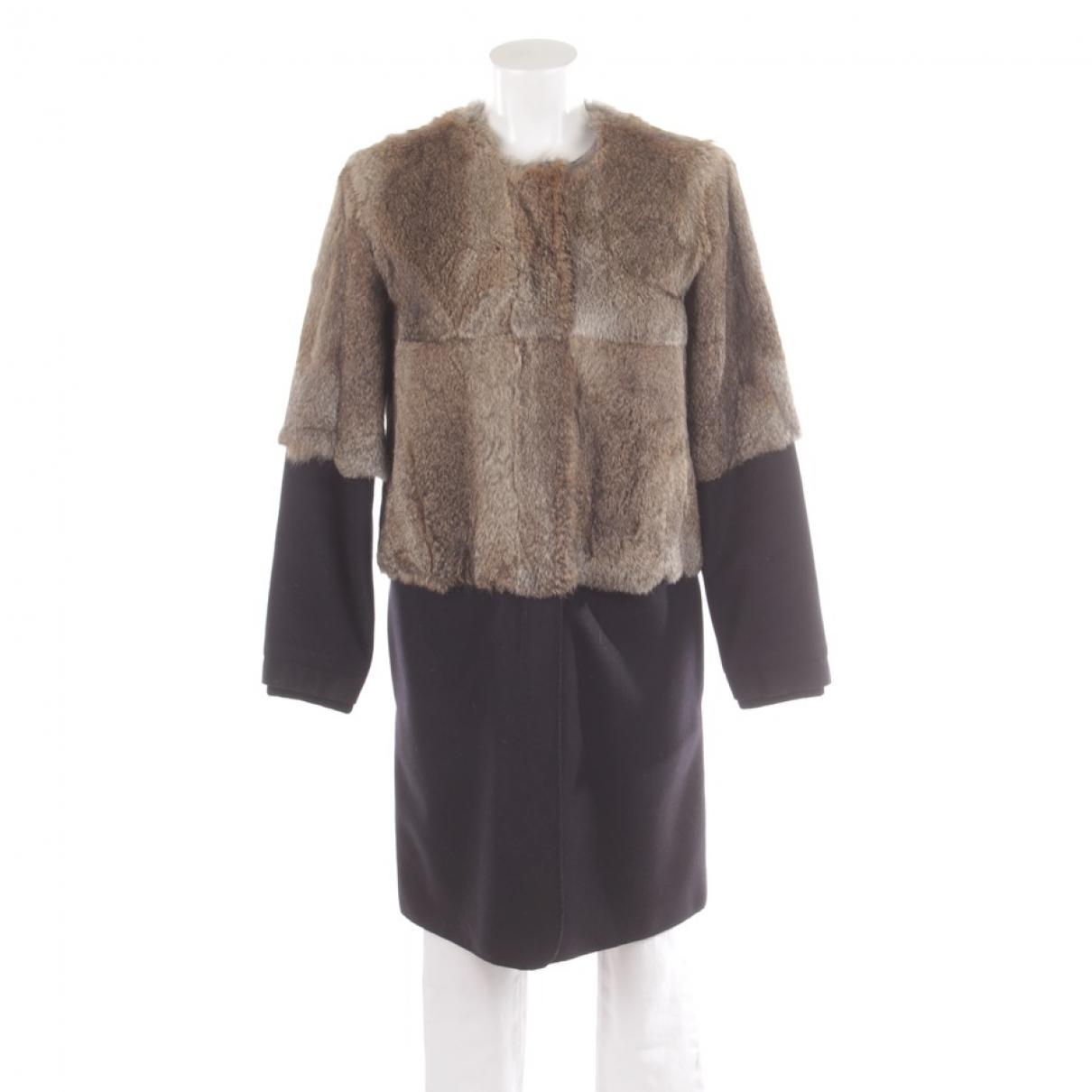 Marni - Veste   pour femme en laine - beige