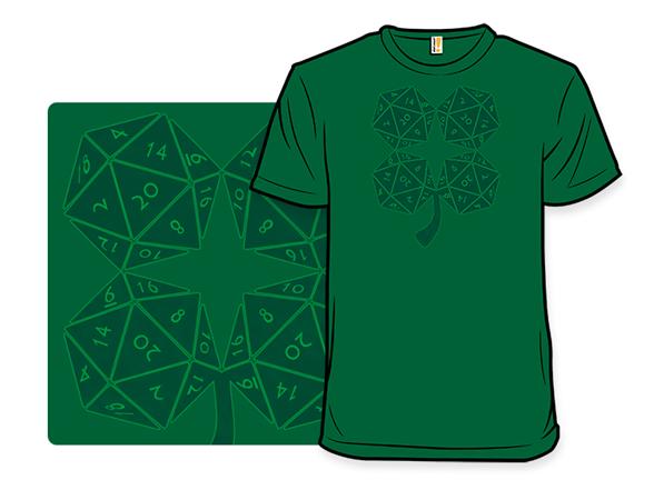 Four Crit Clover T Shirt