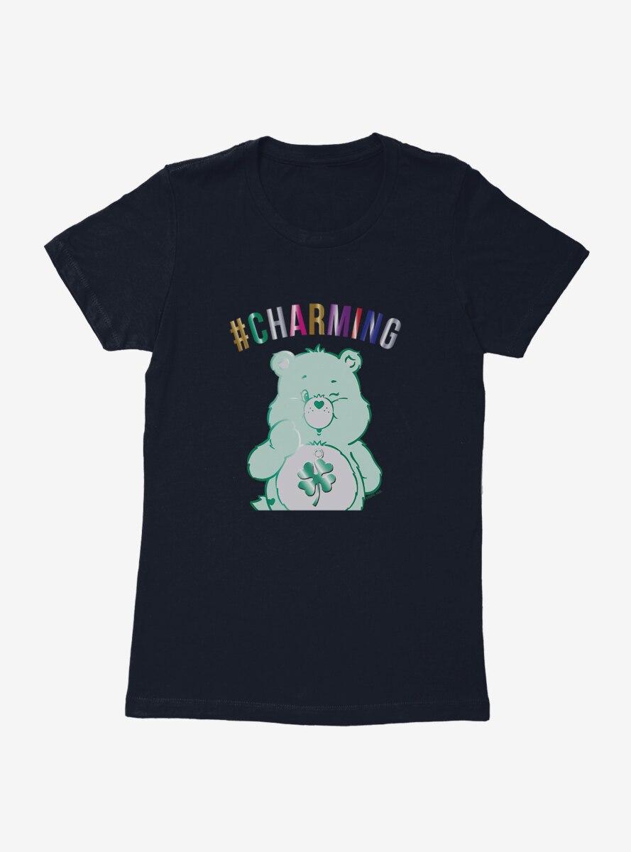Care Bears Good Luck Bear Charming Womens T-Shirt