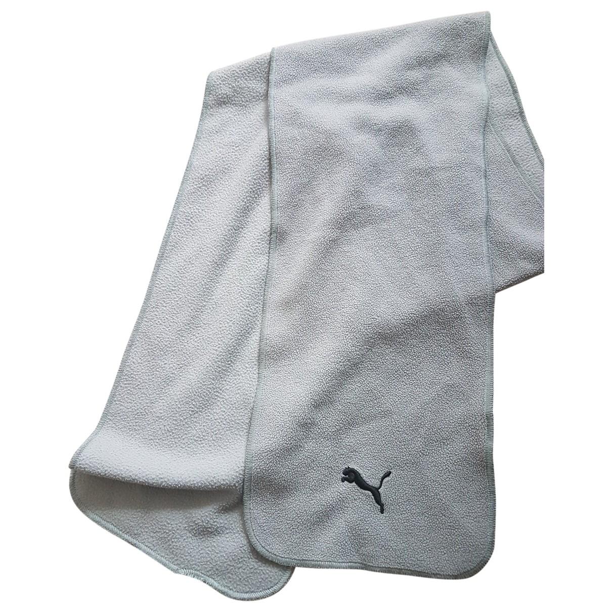 Puma - Cheches.Echarpes   pour homme en coton - gris