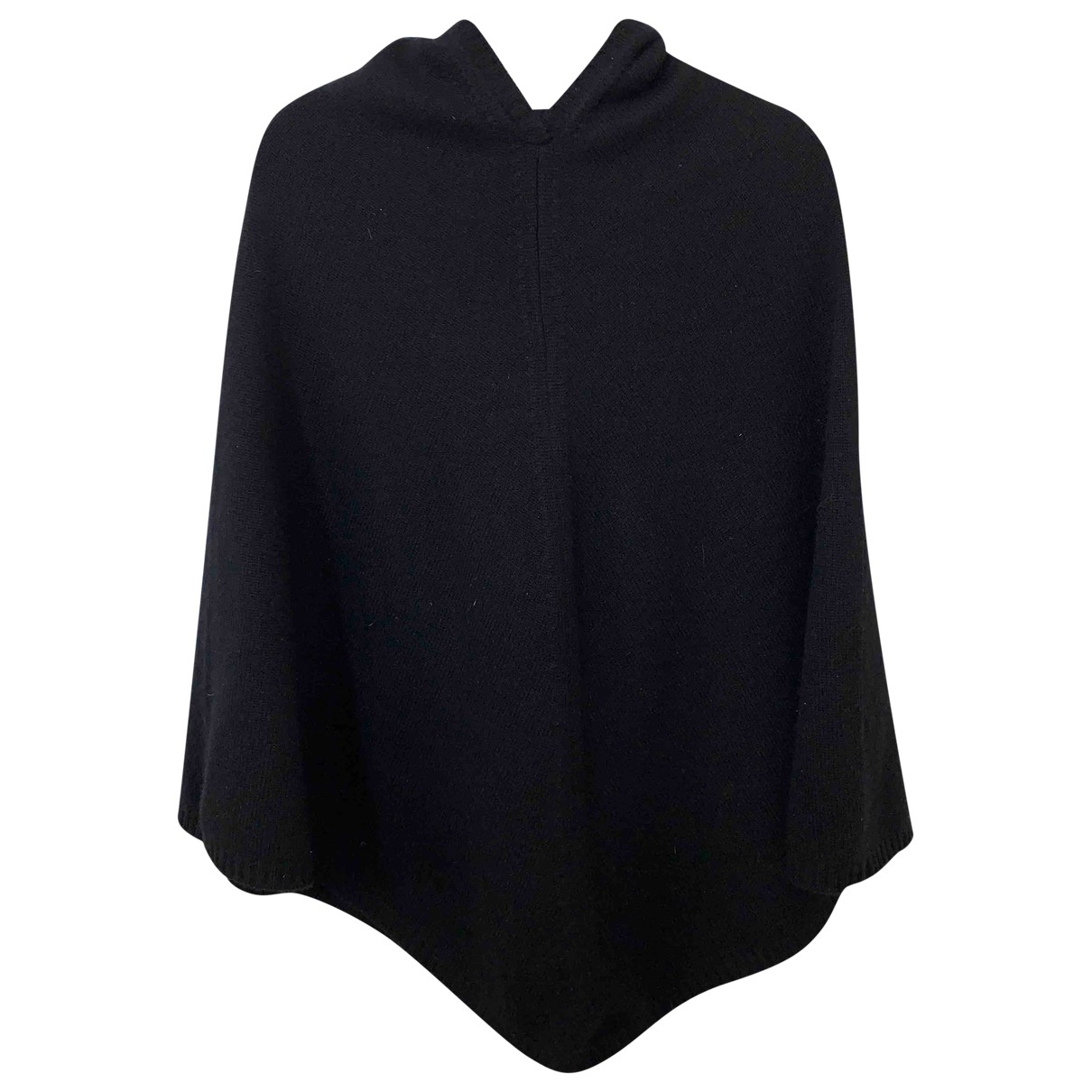 Non Signé / Unsigned \N Black Cashmere Knitwear for Women 42 IT