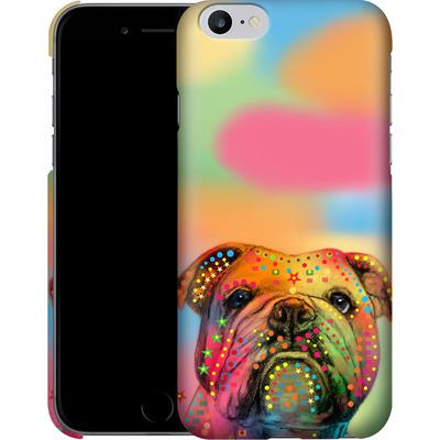 Apple iPhone 6 Plus Smartphone Huelle - Bulldog von Mark Ashkenazi