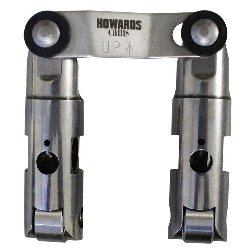 Mechanical Roller UltraMax Bushed Direct Lube Lifters; Chevy Mark IV, Gen 5/6 Howards Cams 91144-2 91144-2