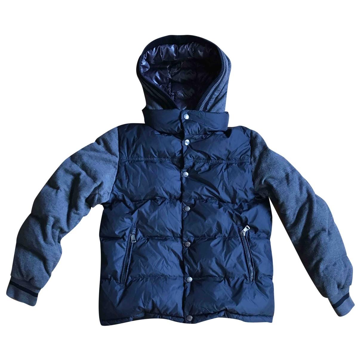 Moncler Hood Jacke in  Bunt Polyester