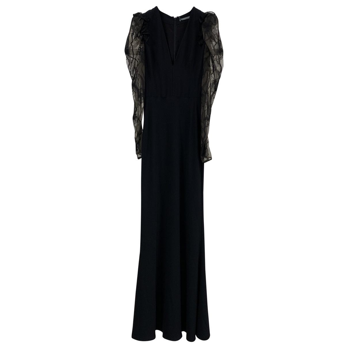 Alexander Mcqueen \N Black dress for Women 40 IT