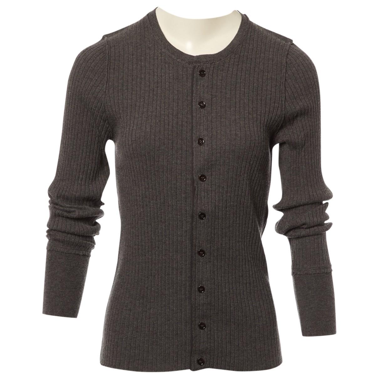 Dolce & Gabbana \N Grey Cashmere Knitwear & Sweatshirts for Men 48 IT