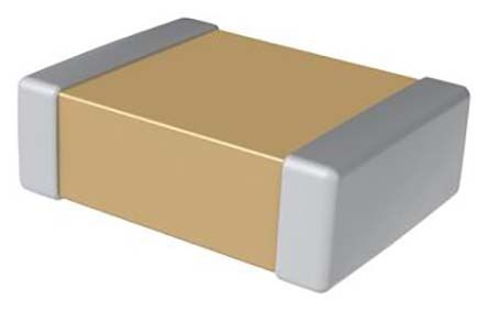 KEMET 0603 (1608M) 3nF Multilayer Ceramic Capacitor MLCC 50V dc ±5% SMD C0603C302J5GACTU (4000)