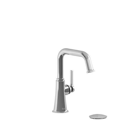 Momenti MMSQS01LCBK-10 Single Hole Lavatory Faucet with L Lever Handle 1.0 GPM  in