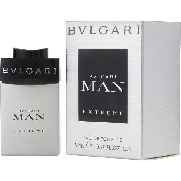 Bvlgari Man Extreme - Bvlgari Eau de Toilette Spray 5 ML