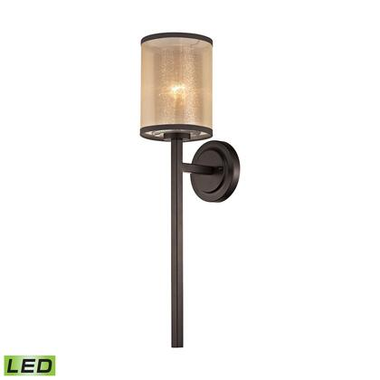 57023/1-LED Diffusion 1 Light LED Wall Sconce in Oil Rubbed