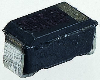 Vishay 50V 1.5A, Silicon Junction Diode, 2-Pin DO-214AA S2A-E3/52T (10)