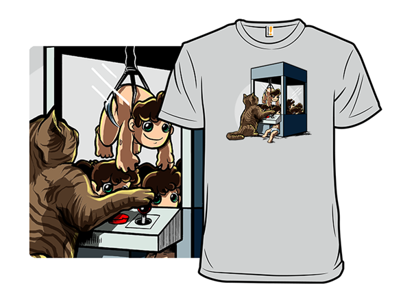 Paw Machine T Shirt