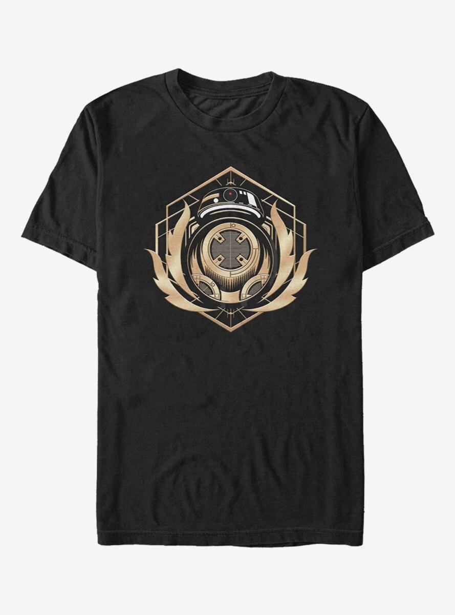Star Wars BB-9E Flames T-Shirt