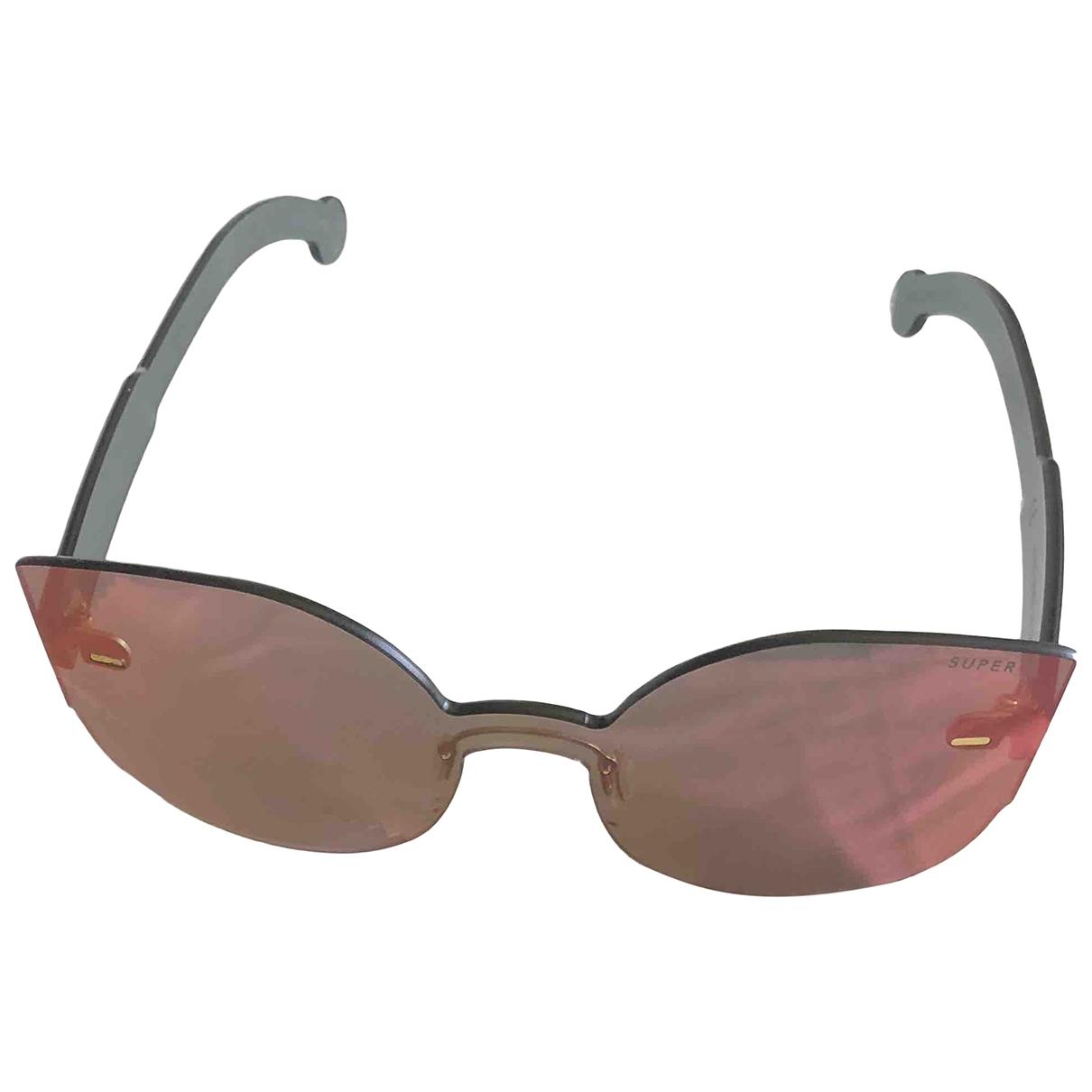 Retrosuperfuture \N Pink Sunglasses for Women \N