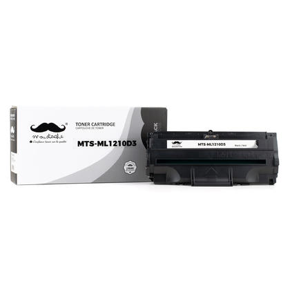 Compatible Samsung ML-1210D3 Black Toner Cartridge - Moustache@