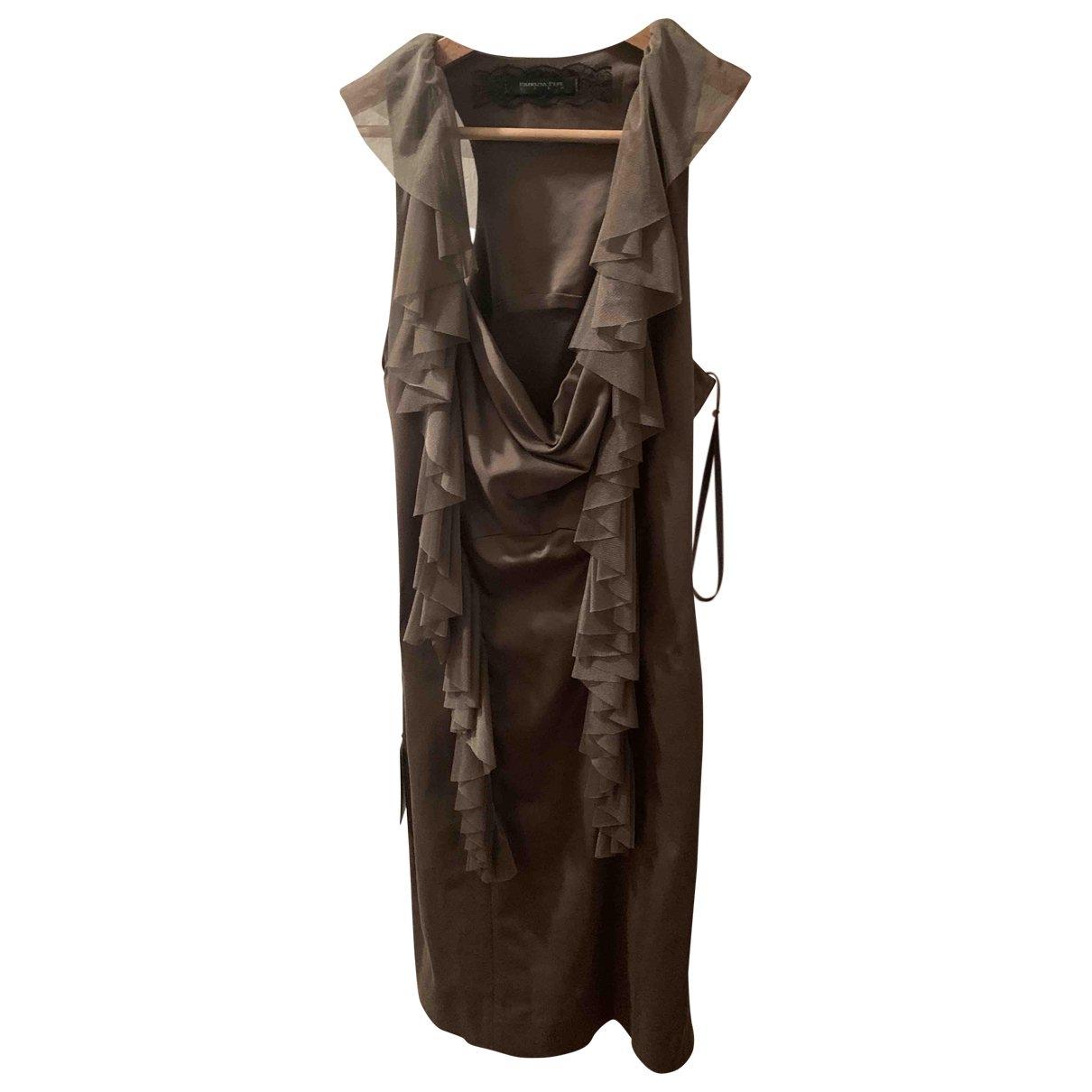 Patrizia Pepe - Robe   pour femme - beige
