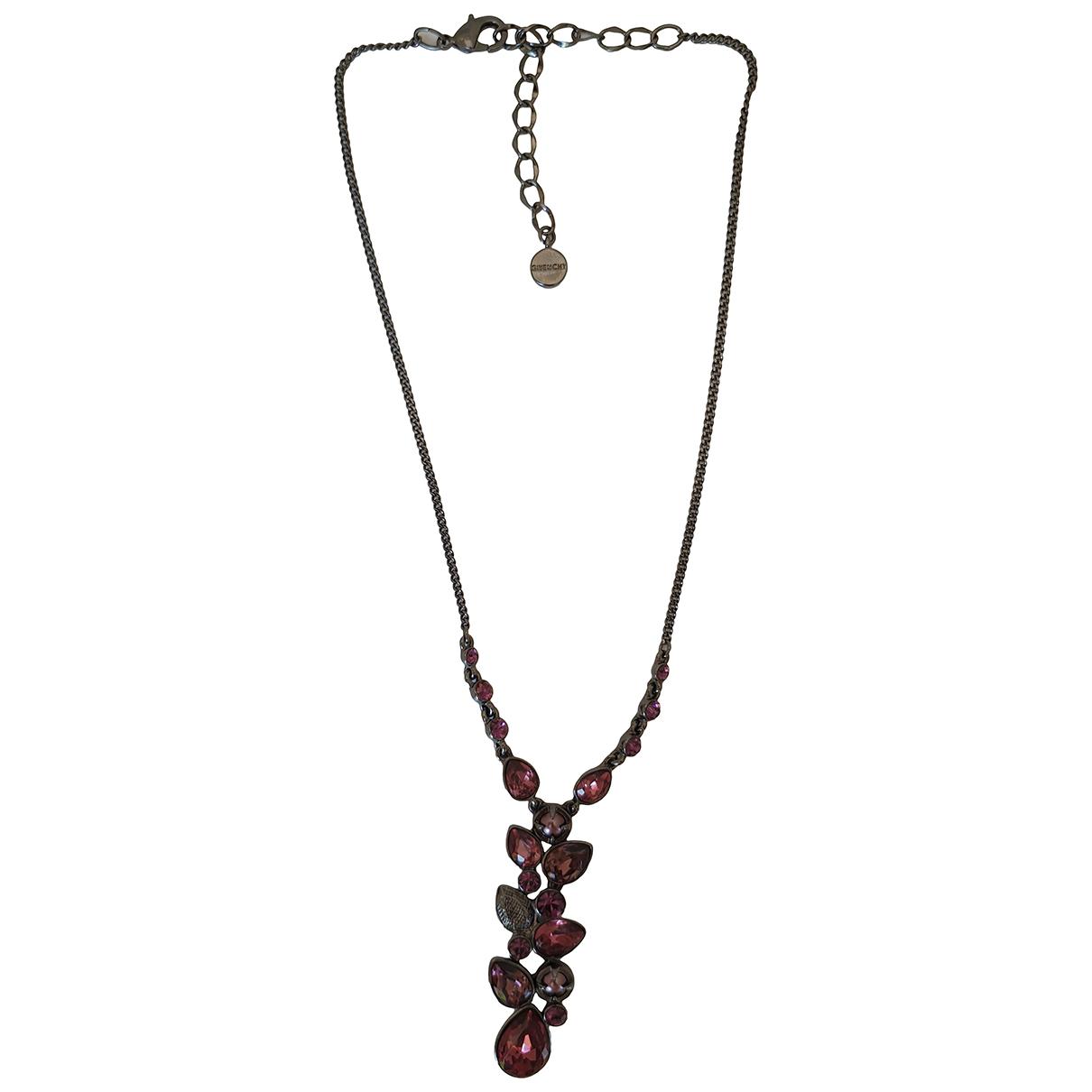 Givenchy - Collier   pour femme en metal - rose