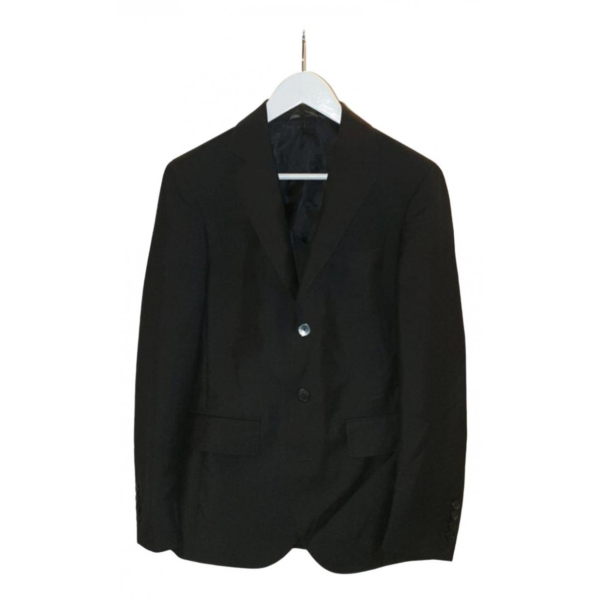 Zadig & Voltaire - Vestes.Blousons   pour homme en laine - noir
