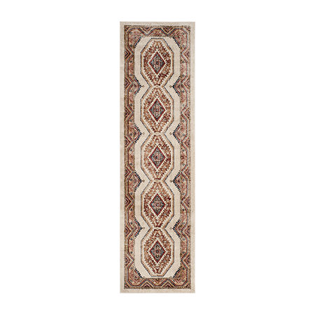 Safavieh Alvin Traditional Rug, One Size , Orange