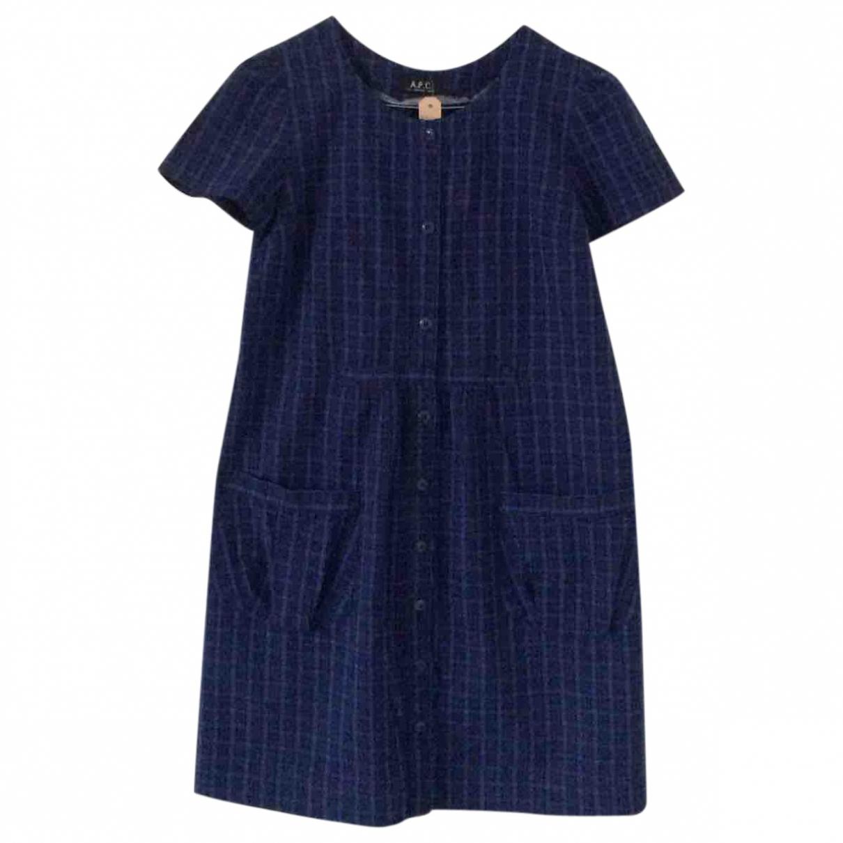 Mini vestido Apc