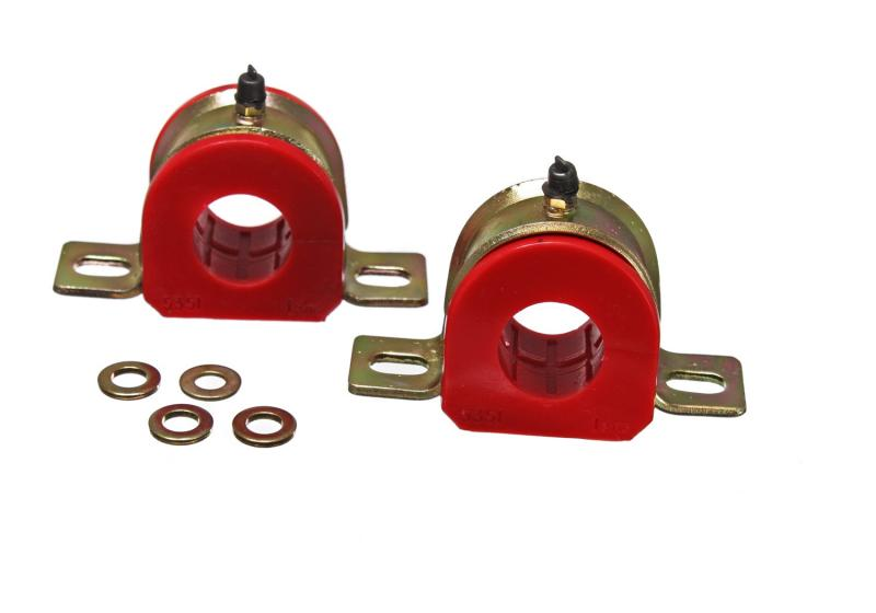 Energy Suspension 9.5171R Sway Bar Bushing Set Ford Crown Victoria N/A 1992-2002