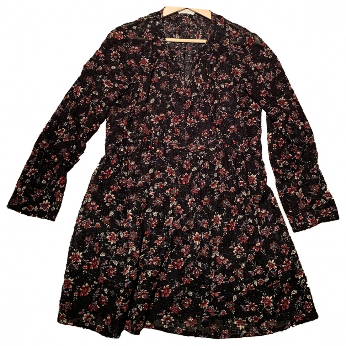Mini vestido Ba&sh