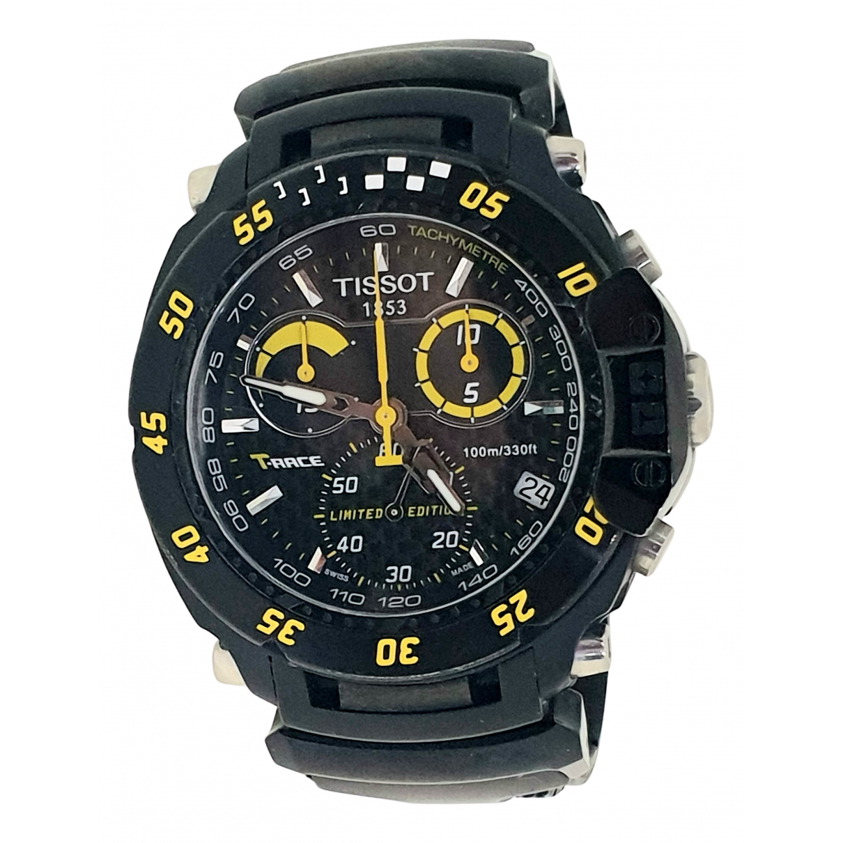 Tissot N Black Ceramic watch for Men N