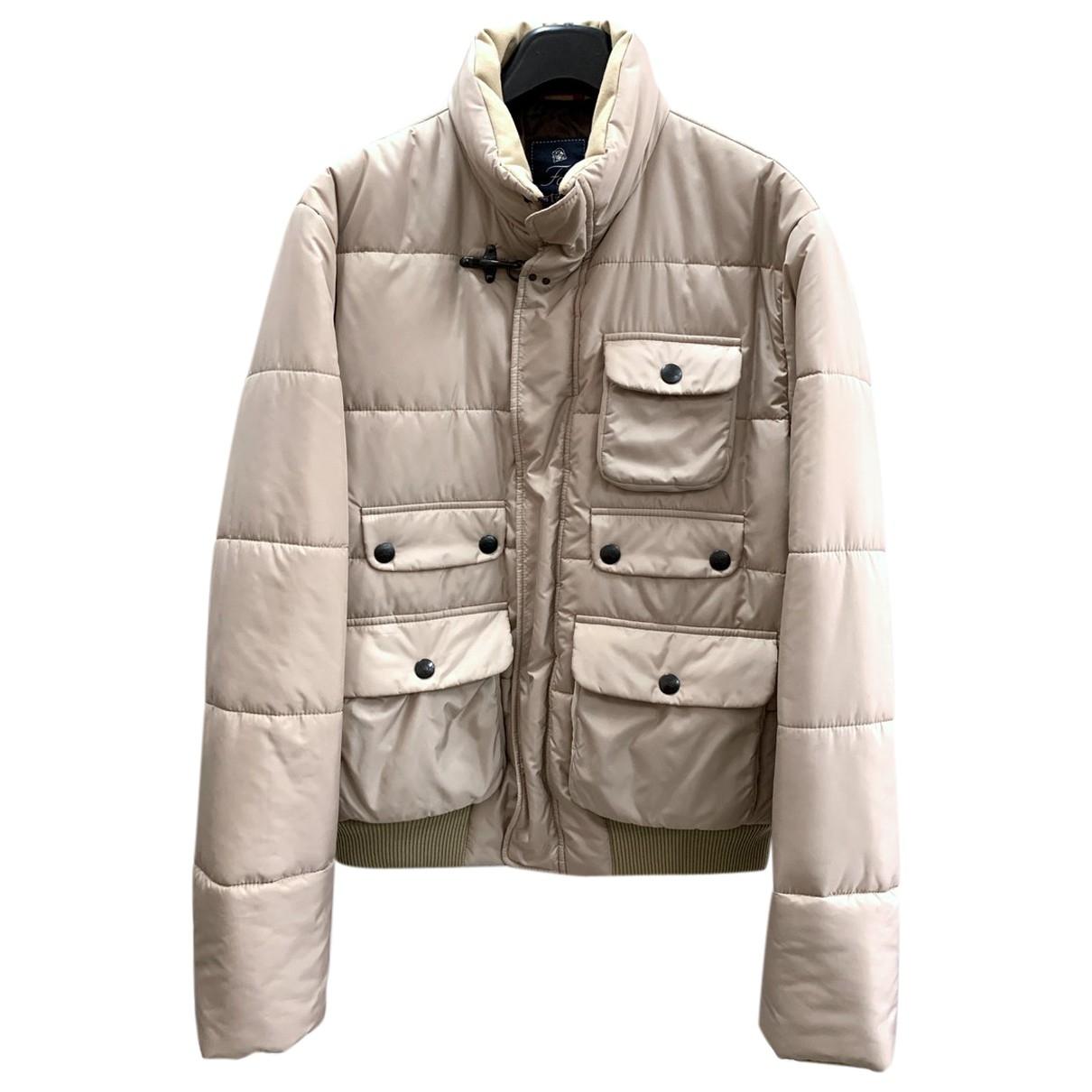 Fay \N Beige jacket  for Men L International